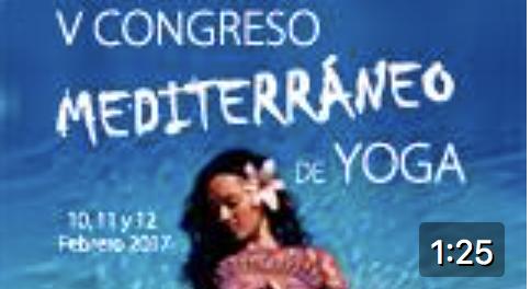 congreso de yoga valencia  jenny cornero